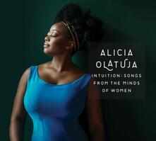 Intuition. Songs from the Minds of Women - CD Audio di Alicia Olatuja