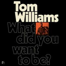What Did You Want to Be? - CD Audio di Tom Williams