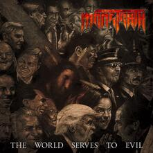 World Serves to Evil - CD Audio di Monstrath