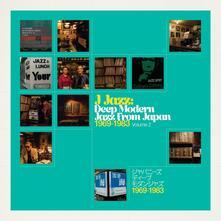 J Jazz. Jazz from Japan 1969-1983 vol.2 - CD Audio