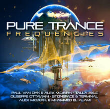 Pure Trance Frequencies - CD Audio