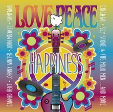 Love, Peace & Happiness - CD Audio