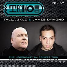 Techno Club vol.57 - CD Audio