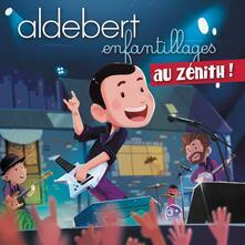 Enfantillages au Zénith - CD Audio + DVD di Aldebert