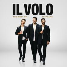 10 Years. The Best of - CD Audio + DVD di Il Volo