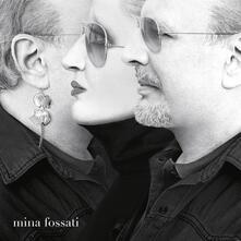Mina Fossati (Coloured & Transparent Vinyl) - Vinile LP di Mina,Ivano Fossati