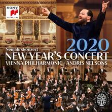 Concerto di Capodanno 2020 - CD Audio di Wiener Philharmoniker,Andris Nelsons