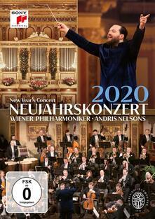 Concerto di Capodanno 2020 (Blu-ray) - Blu-ray