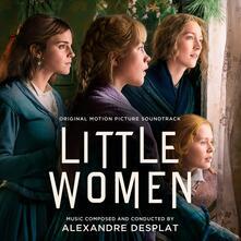 Little Women (Colonna sonora) - CD Audio di Alexandre Desplat