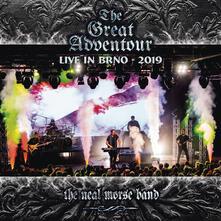 The Great Adventour. Live in Brno 2019 - CD Audio + Blu-ray di Neal Morse