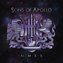 MMXX (Deluxe Edition) - CD Audio di Sons of Apollo