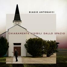 Chiaramente visibili dallo spazio (Deluxe Edition) - CD Audio di Biagio Antonacci