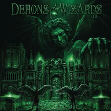 III (Deluxe Edition) - CD Audio di Demons & Wizards