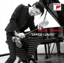 Grazie Claudio! - CD Audio di Ezio Bosso