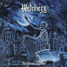 Restless & Dead (Re-Issue & Bonus 2020 Limited 2CD Digipack Edition) - CD Audio di Witchery