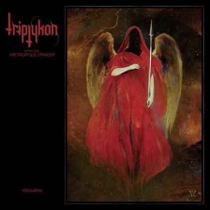 Requiem. Live at Roadburn 2019 - CD Audio di Triptykon,Metropole Orkest