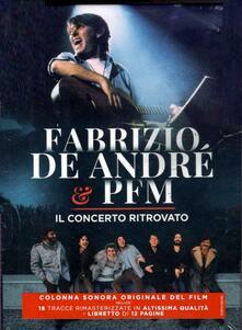 Fabrizio De André e PFM. Il concerto ritrovato - CD Audio di Fabrizio De André,Premiata Forneria Marconi