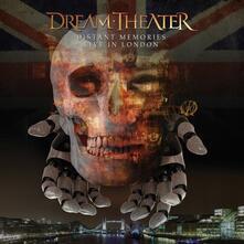Distant Memories. Live in London (Box Set: 3 CD + 2 DVD) - CD Audio + DVD di Dream Theater