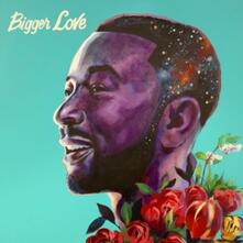 Bigger Love - Vinile LP di John Legend