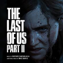 The Last of Us part II (Colonna Sonora) - CD Audio di Gustavo Santaolalla