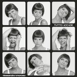 CD Tutto accade ( + Poster) Alessandra Amoroso