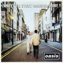(What's the Story?) Morning Glory (25th Anniversary Vinyl Edition) - Vinile LP di Oasis