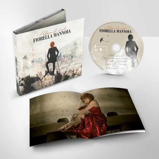 Padroni di niente - CD Audio di Fiorella Mannoia - 2