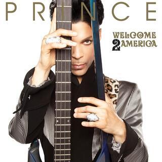 Vinile Welcome 2 America Prince