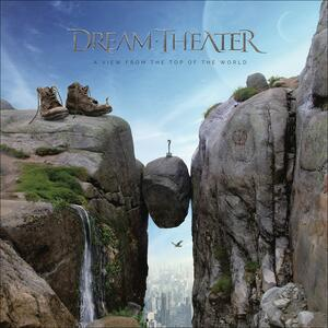 CD A View from the Top of the World (Special Digipack Edition) Dream Theater