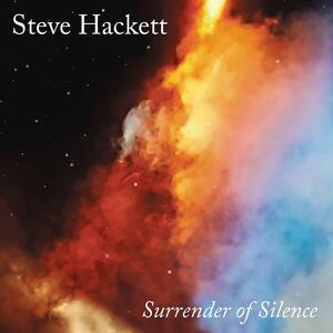 CD Surrender of Silence Steve Hackett