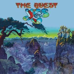 CD The Quest Yes