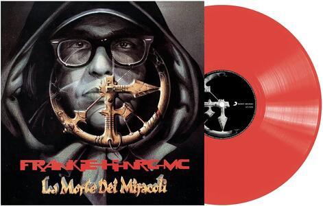 Vinile La morte dei miracoli (140 gr. Pink Coloured Vinyl) Frankie Hi-nrg MC