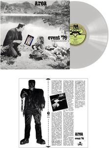 Vinile Event 76. Live (180 gr. Transparent Vinyl) Area
