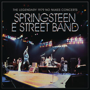 CD The Legendary 1979 No Nukes Concerts (2 CD + DVD with 24 page booklet) Bruce Springsteen E-Street Band
