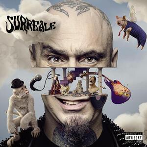 Vinile SurreAle (Contiene: SurreAle CD + ReAle CD + LP J-Axonville Autografato) J-Ax