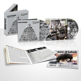CD La torre di Babele (2 CD Remastered Legacy Edition) Edoardo Bennato