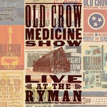 Live at the Ryman - CD Audio di Old Crow Medicine Show