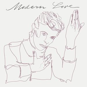 CD Modern Love. Tribute to David Bowie