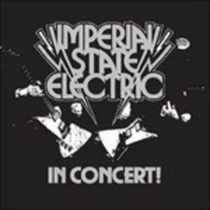 In Concert - Vinile LP di Imperial State Electric