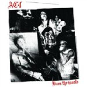 Burn the World - Vinile LP di AC4