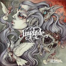 I of Everything (Shirt M) - CD Audio di Implode