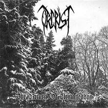 Return of Armageddon - CD Audio di Orcrist