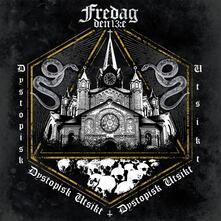 Dystopisk Usikt - CD Audio di Fredag den 13:e