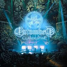 Clandestine. Live (with T-Shirt XL) (Limited Edition) - CD Audio di Entombed