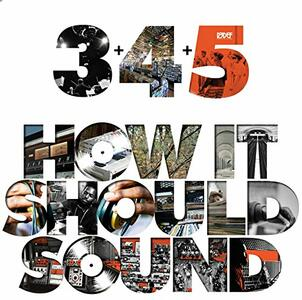 Hiss Abyss: How It Should Sound 3 4 & 5 - Vinile LP di Damu the Fudgemunk