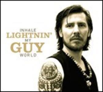 Inhale My World - Vinile LP di Lightnin' Guy