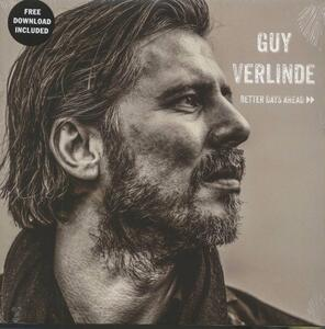Better Days Ahead - Vinile LP di Guy Verlinde
