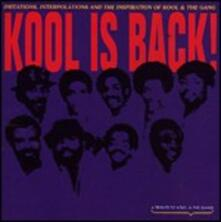 Kool Is Back (Kool & the Gang Tribute) - CD Audio