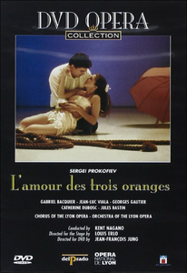 Film Sergei Prokofiev. L'Amore delle Tre Melarance Louis Erlo , Manfred Jung