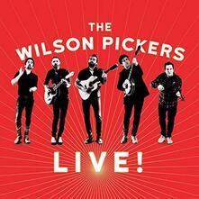 Live! - CD Audio di Wilson Pickers